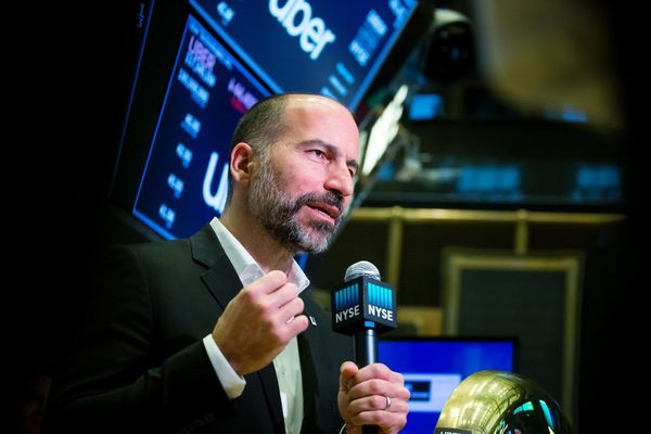 Uber CEO Dara Khosrowshahi Email to Staff Warns of Months of Pain
