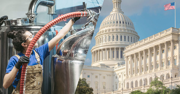 Craft Beverage Modernization and Tax Reform Act Reaches Majority Support in Senate, Continues to See Gains in the House