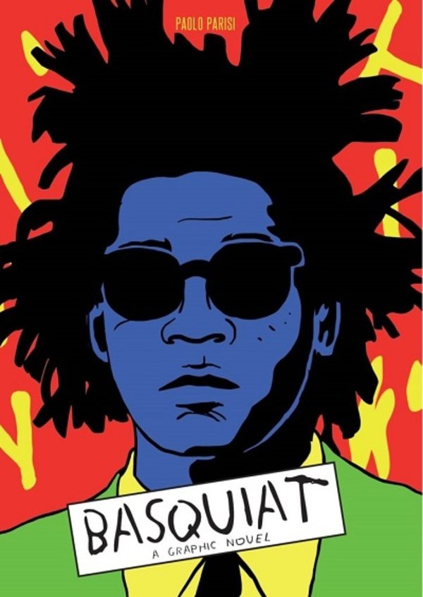 Book of the Month: Basquiat, the Comic Book