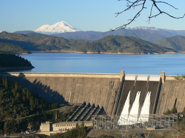 California Sues to Sink Planned Expansion of Shasta Dam