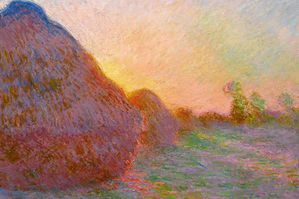 Monet Haystack Painting Sells for $110.7 Million, Smashing Record - Artsy