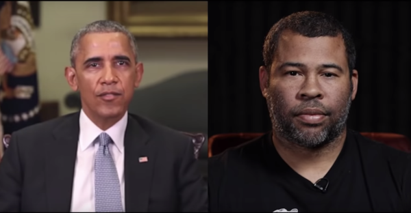 Filmmaker Jordan Peele deepfaked an Obama speech to warn the threats of deepfakes