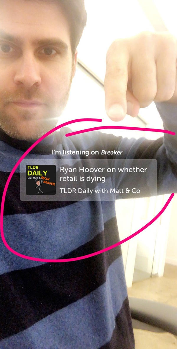 If interested, the podcast episode is at https://tldrdaily.com/ryan-hoover-producthunt
