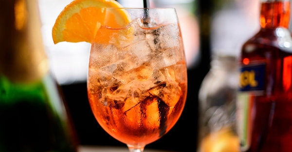The Aperol Spritz Is Not a Good Drink