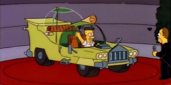 Samsung Galaxy Fold is the Homer Simpson Car