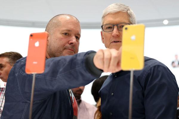 Glasscherven verraden nieuwe kleuren iPhone XR 2019 - WANT