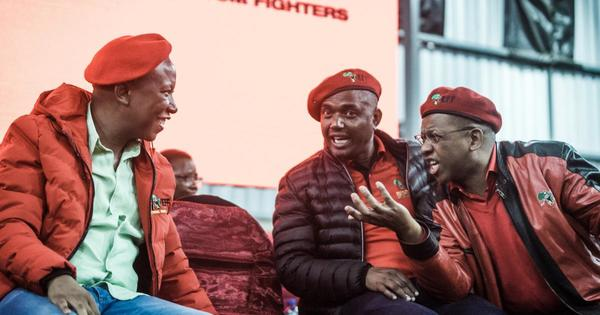 Mpofu not offended by Malema criticism   eNCA