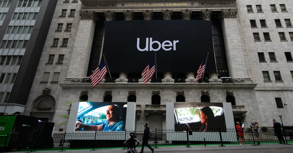 How the Promise of a $120 Billion Uber I.P.O. Evaporated