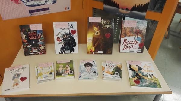 Quelques nouveautés BD et Manga
