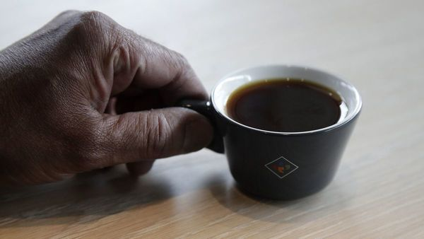 California cafe touts its $75-a-cup coffee as the world's priciest