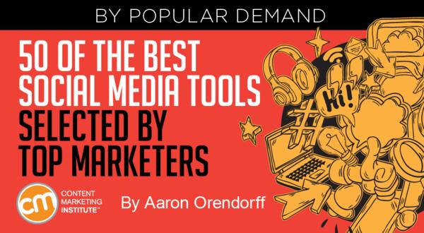 50 Best Social Media Tools