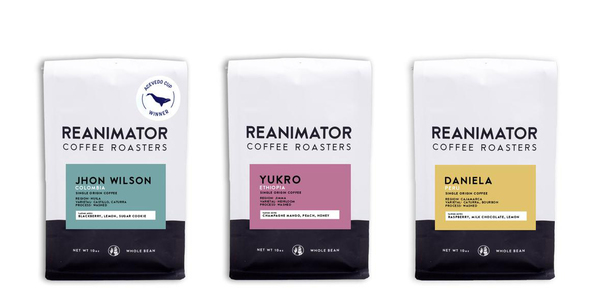 Limited Releases – ReAnimator Coffee