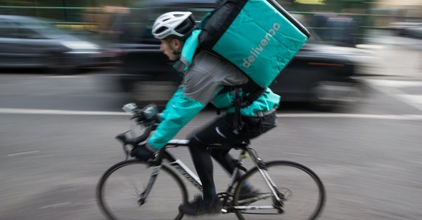 Amazon to Invest in Deliveroo, a Rival to Uber in Food Delivery