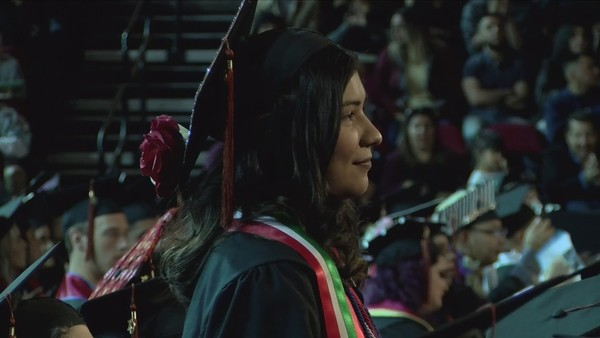 'I am not a statistic': Young Central Valley mom graduates from Fresno State