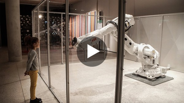 Meet Mimus, The Curious Industrial Robot