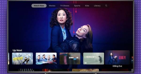 Not Even Apple Can Clean Up the Mess of Streaming TV -