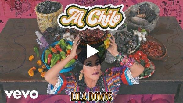 Lila Downs - Clandestino (Cover Audio)