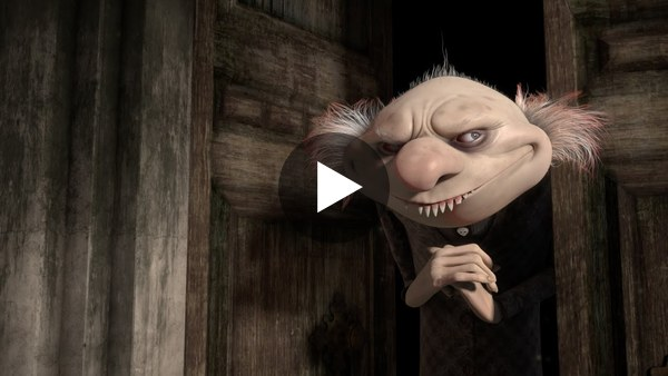 Zing - a delightful short film about an old man committed to his task who... gets interrupted.