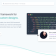 Tailwind CSS v1.0 - A utility-first CSS framework for building custom designs
