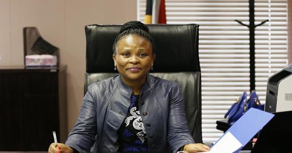 Mkhwebane considers challenging Vrede Dairy report ruling | eNCA