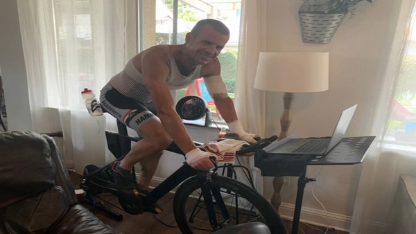 Clovis man to compete in Ironman World Championship in Hawaii | abc30.com