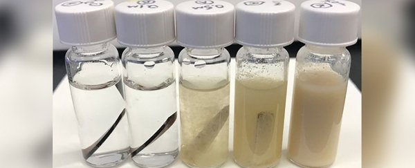 Scientists reveal endlessly recyclable plastic