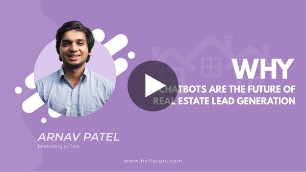 Why Real Estate Marketers Should Use Chatbots In Their Marketing Campaigns
