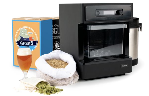 PicoBrew Opens Pico System, Allows Users to Brew Beer With Own Ingredients