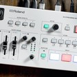 Roland VR-1HD AV Streaming Mixer Switcher Overview and Demo
