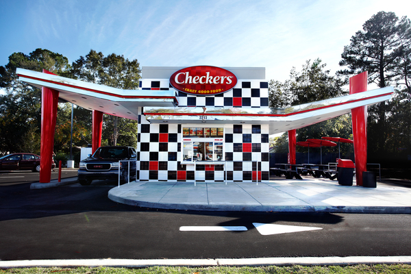 See a Rally's/Checkers fast food restaurants get assembled | Modesto Bee