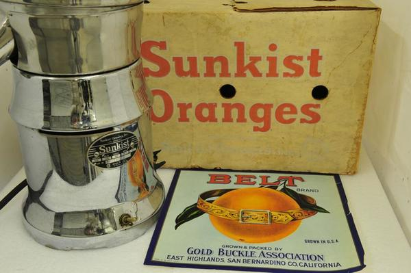 'Pulp Culture: A Juicy Tale in the Orange Empire' opens at S.B. County Museum | Inland Empire News | fontanaheraldnews.com