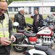 Motorclub Alkemade viert 35-jarig bestaan met jubileumrit