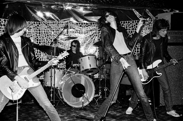 Фото группы Ramones