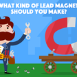 How to create successful lead magnets for social media ads