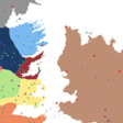 The lands and battles of Game of Thrones. Mapped! | The Flourish blog