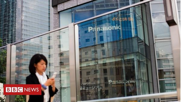 Panasonic 'suspends transactions' with Huawei after US ban