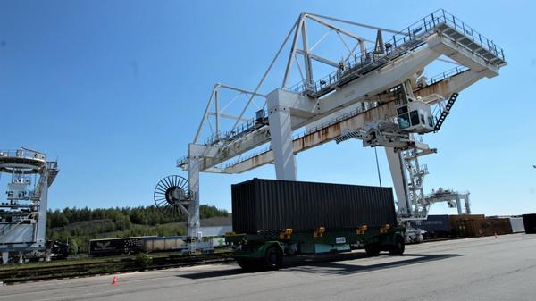 Le futur du transport de marchandises  - De toekomst van goederenvervoer