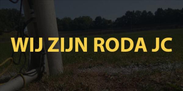 Fans zamelen geld in voor noodlijdend Roda JC