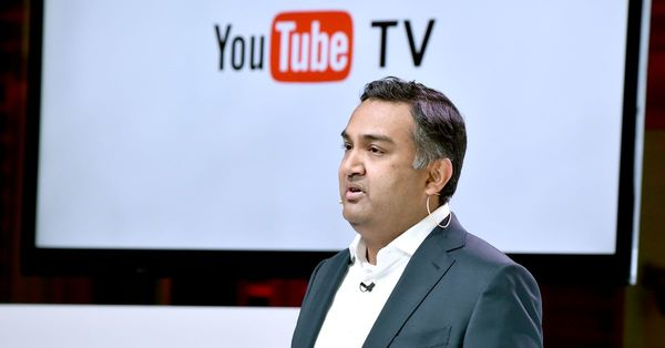Q&A with Neal Mohan: the man with YouTube's most impossible job