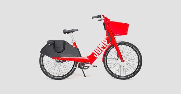Uber's billions could help its dockless e-bikes conquer London