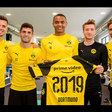 Four-part Amazon Prime documentary to give Borussia Dortmund behind the scenes view