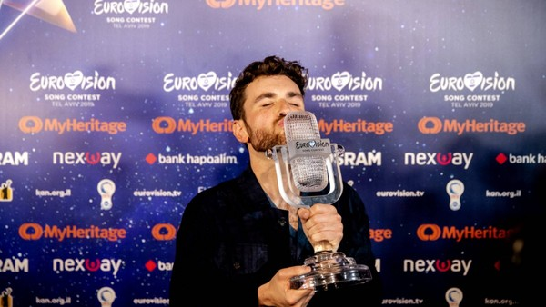 We've won the Eurovision Song Contest now let's show the world how to innovate it