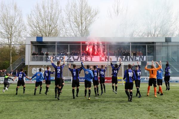 GRC 14-WNC krijgt een staartje: KNVB onderzoekt gedrag GRC-supporters