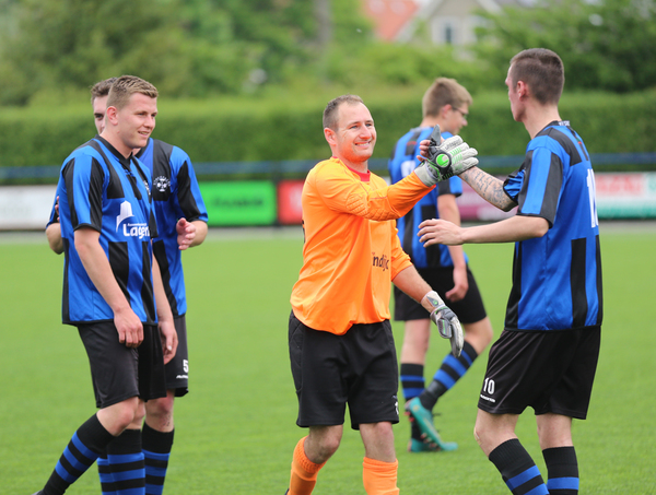 Streefkerk nam tegen Unitas afscheid van Bouke de Jong. Zondag meer op Regio-Voetbal.
