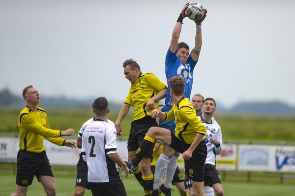 FC Perkouw pakt tegen Lekkerkerk periodetitel