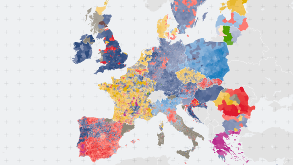 Elections in the EU: Europe from Left to Right