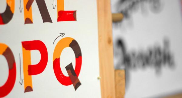 Better Letters — Hand Lettering Workshops