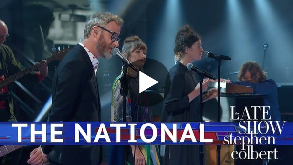 The National Perform 'Rylan'