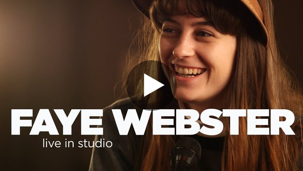Faye Webster – live in studio