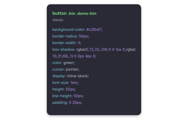 CSS Scan — The best way to inspect + copy CSS